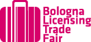Bologna Licensing trade fair logo